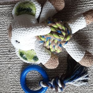 3/$15 Pair of dog toys